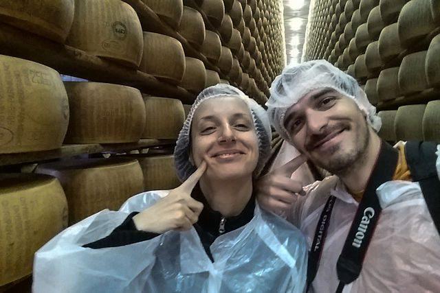 Modena 4 Madonne Selfie