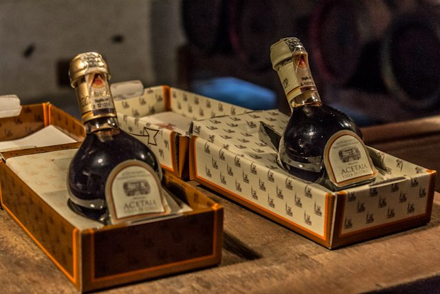Modena Acetaia Villa di Corlo Botellas Aceto Balsamico Tradizionale