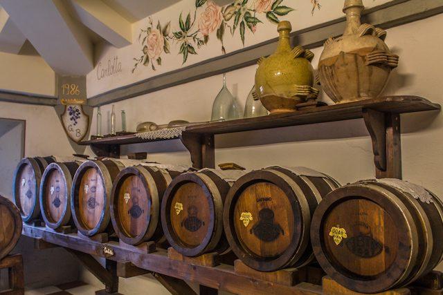 Modena Acetaia di Giorgio Bateria Carlotta Aceto Balsamico Tradizionale