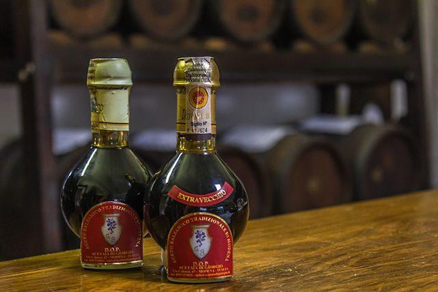 Modena Acetaia di Giorgio Botella Aceto Balsamico Tradizionale