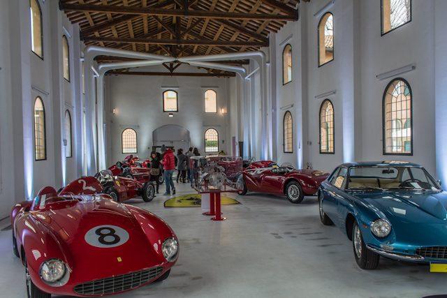 Modena Museo Enzo Ferrari Casa Natal