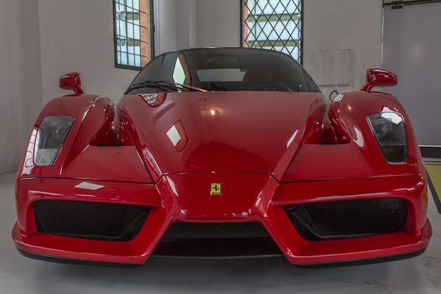Modena Museo Enzo Ferrari