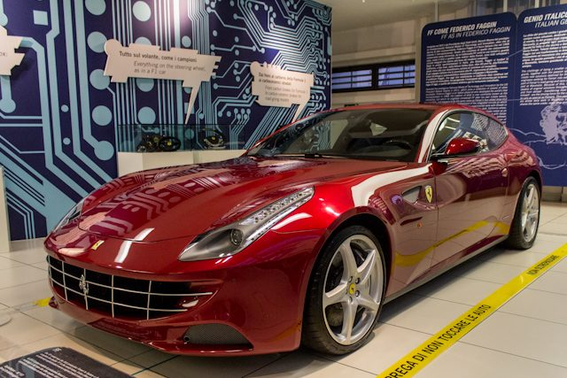 Modena Museo Ferrari Maranello FF