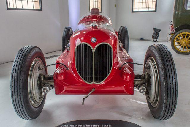 Modena Museo Enzo Ferrari Alfa Romeo