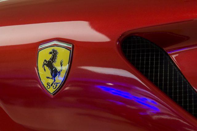 Modena Museo Ferrari Maranello Cavallino Rampante