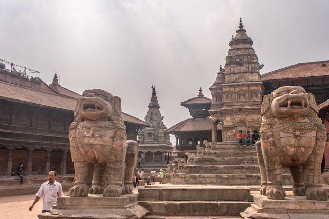 Nepal Plaza Durbar Bhaktapur General