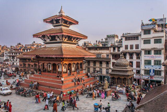 Nepal Plaza Durbar Katmandu General