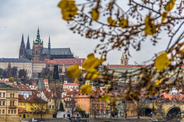 Praga Otono Castillo