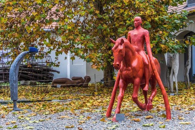 Praga Otono Kampa Museo