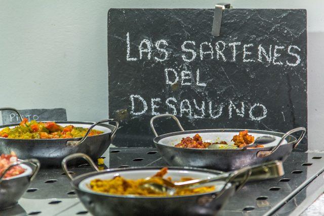 Sierra Gredos Gastronomia Desayuno Parador