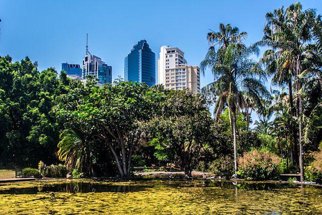 Australia Brisbane Parque