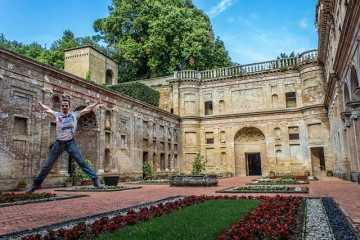 Italia Marcas Villa Imperial Pesaro Patio Salto
