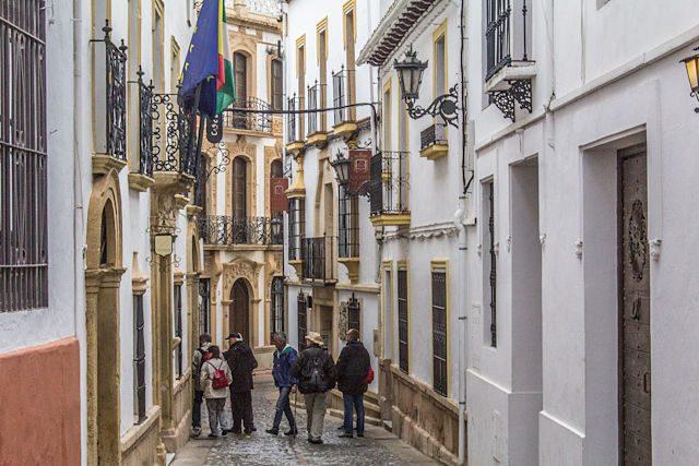 Malaga Ronda Centro Historico
