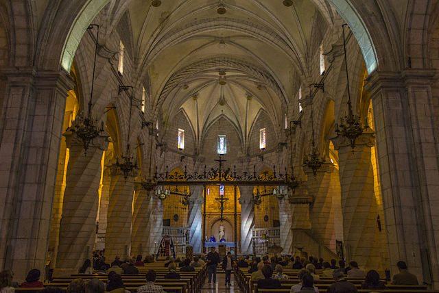 Alicante Villena Iglesia Santiago
