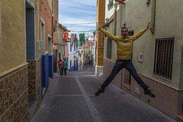 Alicante Villena Salto Calles