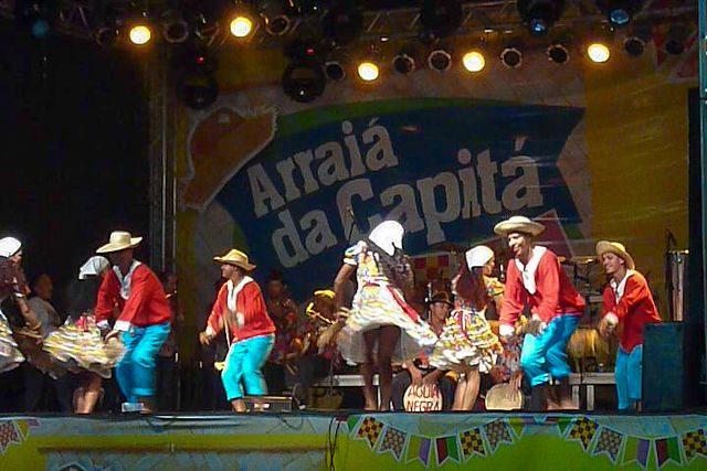 Belem Festas Junina Arraia Bailarines