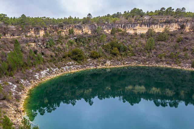 Cuenca Lagunas Cañada del Hoyo Laguna Tejo