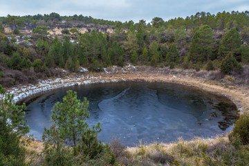 Cuenca Lagunas Cañada del Hoyo Lagunillo Tejo
