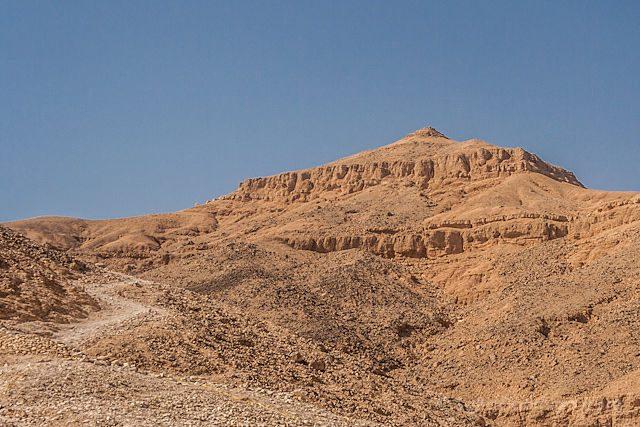 Egipto Valle de los Reyes Meretseger