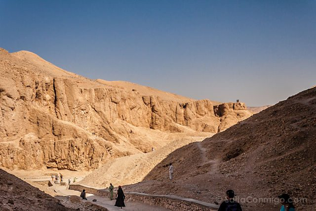Egipto Valle de los Reyes Sendas