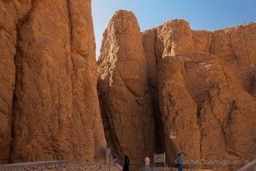 Egipto Valle de los Reyes Tutmosis III