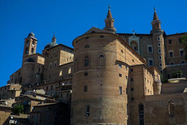 Italia Marche Urbino Palazzo Ducale