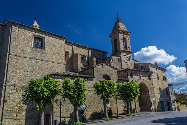 Italia Staffolo Iglesia
