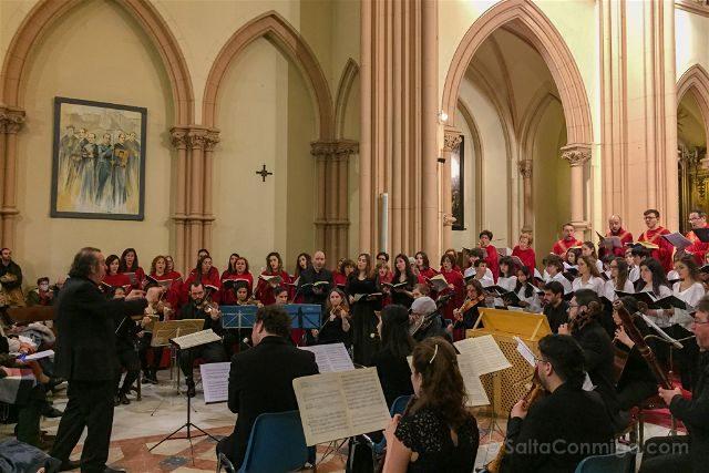 Semana Santa en Madrid Concierto Musica Sacra Nuestra Senora Perpetuo Socorro