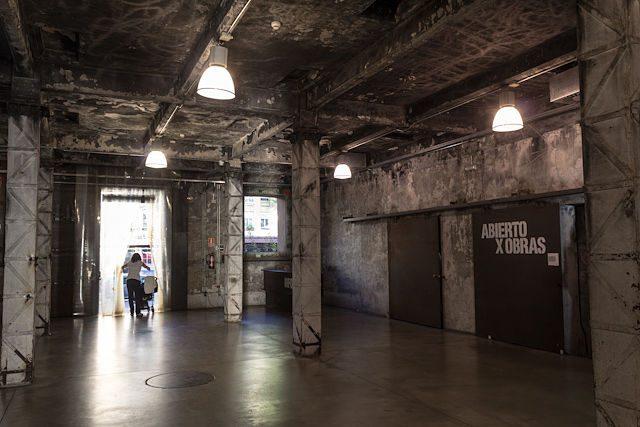 Matadero Interior Sala