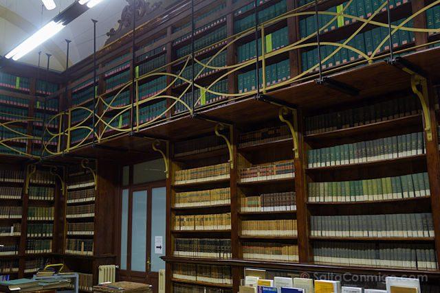 Modena Biblioteca Estense Archivo