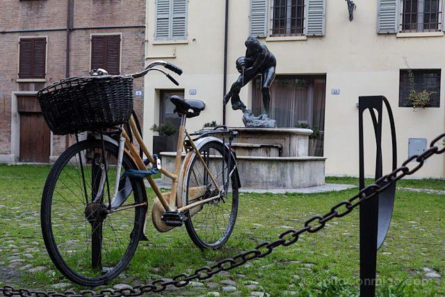 Modena Calles Bicicleta