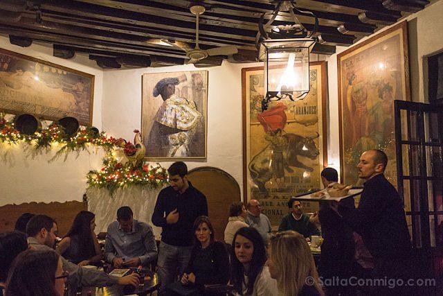 Restaurantes Malaga El Pimpi