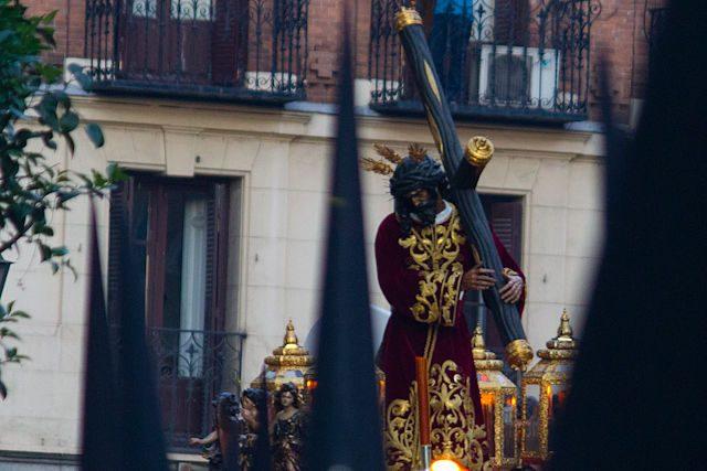 Semana Santa en Madrid Jesus Gran Poder