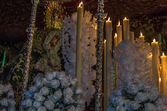 Semana Santa en Madrid Maria Santisima Esperanza Macarena