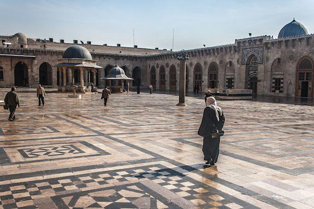 Siria Alepo Mezquita