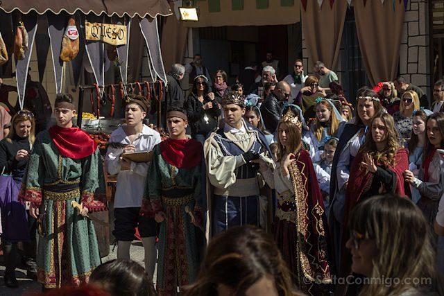 Alicante Villena Fiestas Medievo Teatro Calle