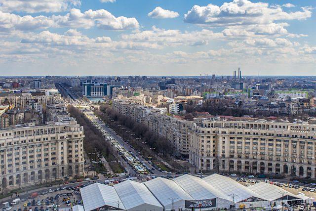 Bucarest Campos Eliseos