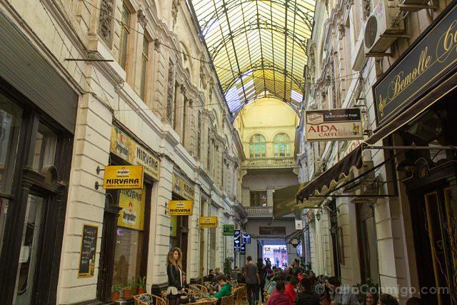 Bucarest Pasajul Macca Vilacrosse