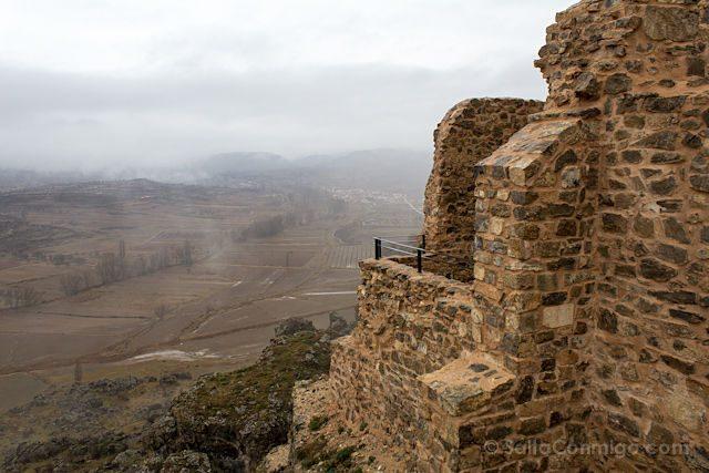 Cuenca Castillo Moya Muralla