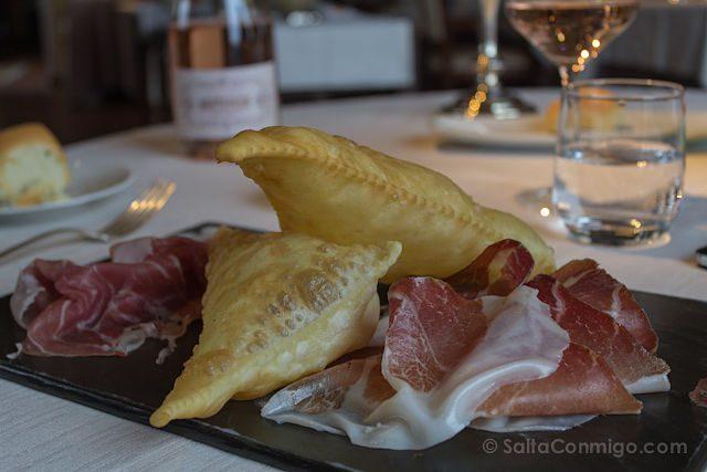 Italia Modena Gnocco Frito Antica Moka