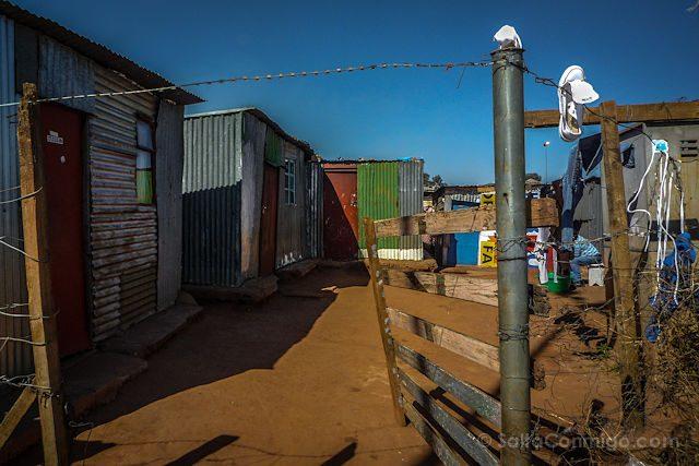 Sudafrica Soweto Casas