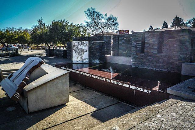 Sudafrica Soweto Museo Levantamiento Hector Piterson