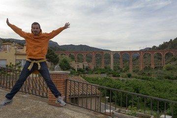 Tarragona Baix Camp Duesaigues Viaducto Salto
