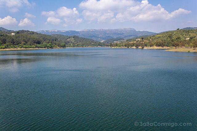 Tarragona Baix Camp Pantano Riudeanyes