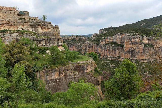Tarragona Siurana Tepuys