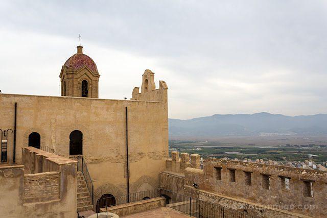 Valencia Cullera Castillo Interior