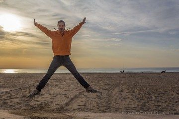 Valencia Cullera Playa Salto