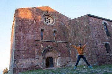 Baix Camp Castillo Monasterio Escornalbou Salto