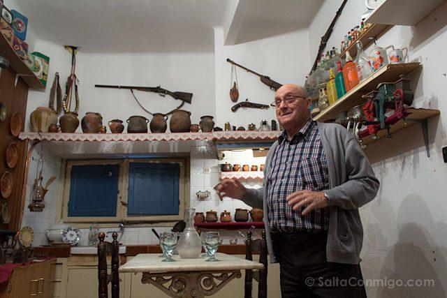 Baix Camp Duesaigues Museu De L'avi Jordi