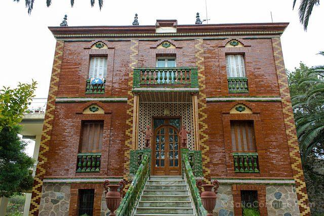Baix Camp Vilanova d'Escornalbou Casa Cosme Toda